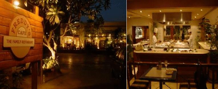 10 Famous Restaurants In Lahore-Freddy's Café