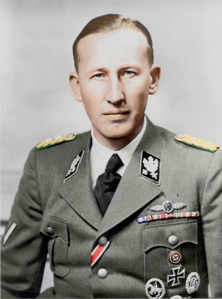 12-most-evil-rulers-in-the-history-reinhard-heydrich
