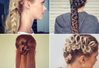 How To Braid Your own Hair - 6 Beautiful Styles