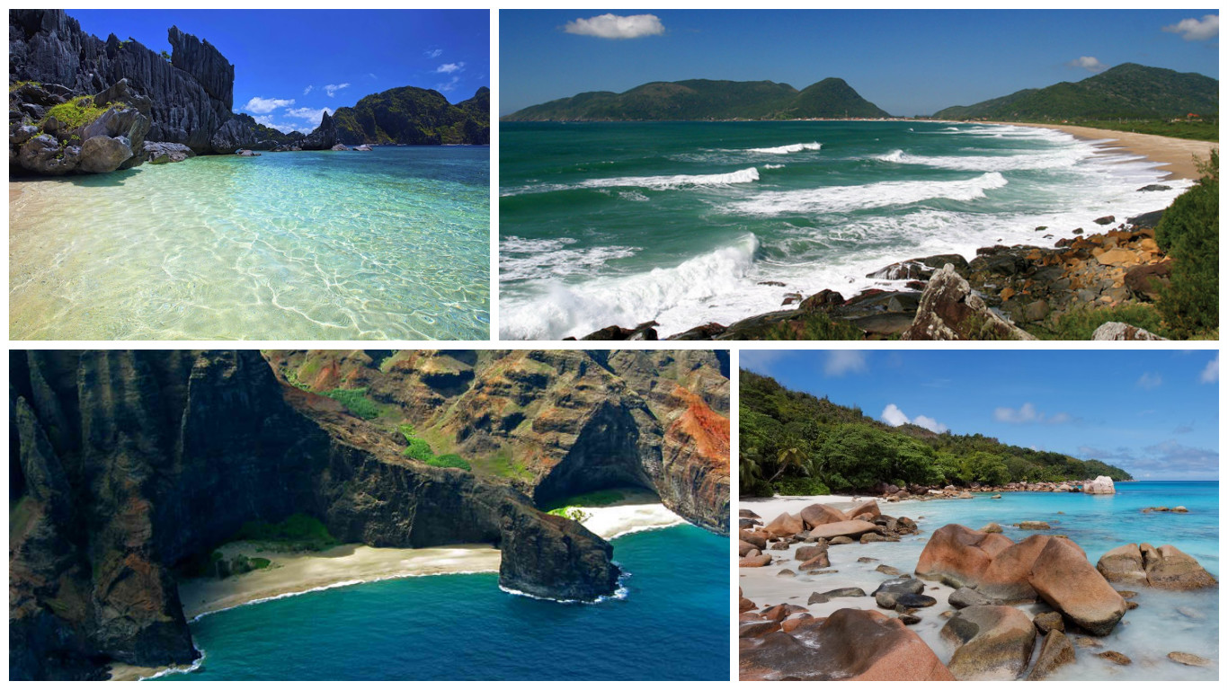10 Most Beautiful Beaches In The World