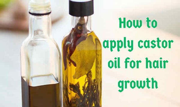 13 Amazing Benefits Of Castor Oil-Castor Oil Can Give You A Massive Hair Growth