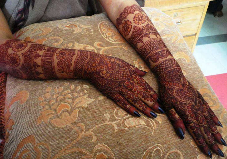 15 Best Mehndi Design Videos
