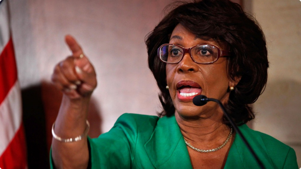 top-10-female-teachers-in-the-world-maxine-waters