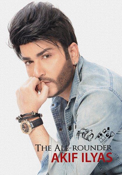 10 Best Makeup Artists In Pakistan-Akif Ilyas