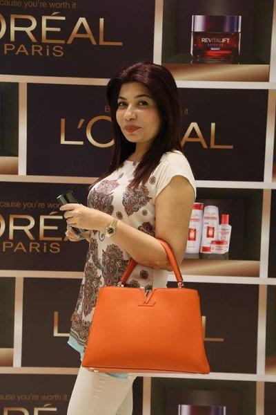 10 Best Makeup Artists In Pakistan-Saba Ansari