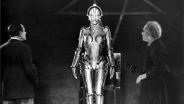 10 Famous Robots Ever Seen In Movies-Maschinenmensch, Metropolis