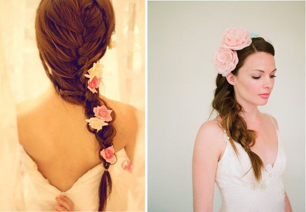 12 Summer Bridal HairStyles For Women-Awesome Loose Braid Hairstyle
