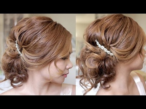 Summer Hair Style: 12 Summer Bridal Hairstyles For Women