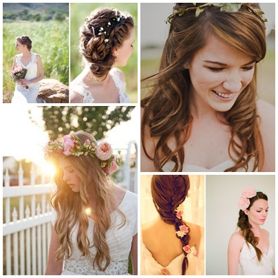 12 Summer Bridal HairStyles For Women