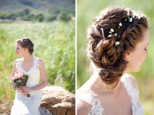 <b>12 Summer Bridal Hairstyles For Women</b>
