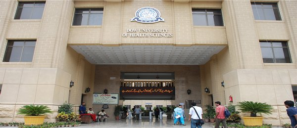 Top 10 Universities In Pakistan For Medical_DOW University of Health Sciences, karachi