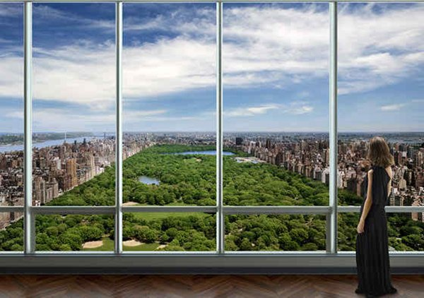 10 Most Expensive And Huge Mansions In The World-One57 Penthouse