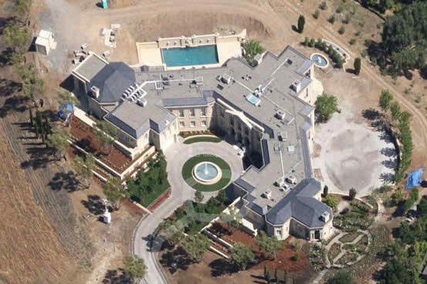 10 Most Expensive And Huge Mansions In The World-Silicon Valley Chateau