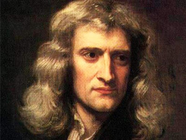 10 Most Important People In History Ever Seen-Sir Isaac Newton
