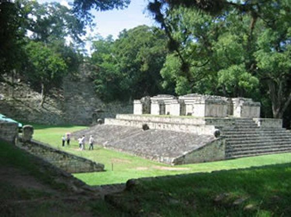 10 Surprising Mayans Facts Ever Found In The World-Ball Courts