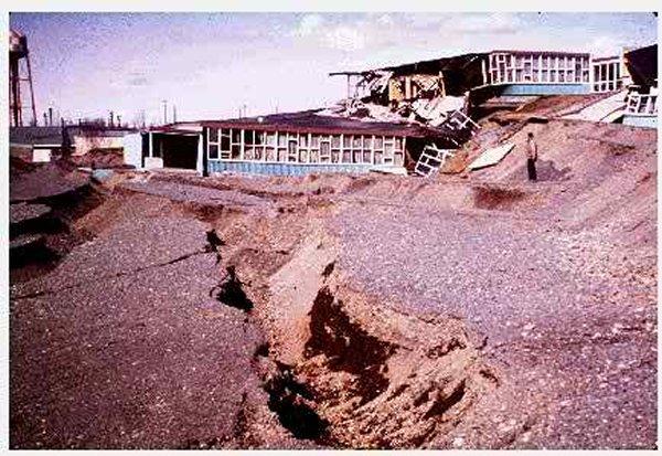 10 Worst Major Earthquakes In The World-Rat Islands, Alaska, 1965