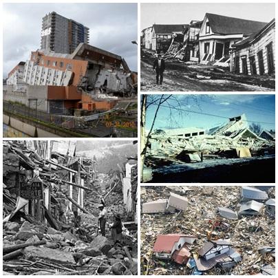 10 Worst Major Earthquakes In The World