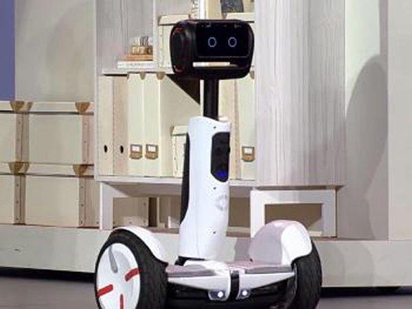 12 Jaw Dropping Cutting Edge Technology-Ninebot Segwey Robot