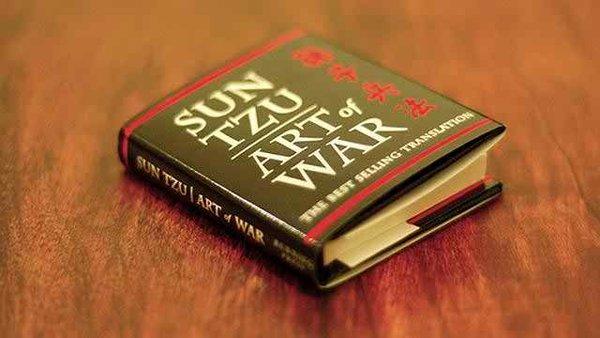 Top 10 Best Nonfiction Books Of All Time-Art of War by Sun tzu
