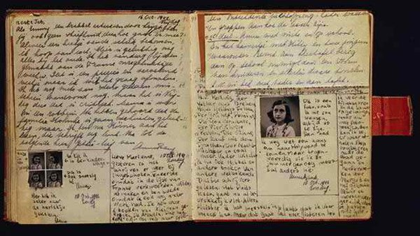 Top 10 Best Nonfiction Books Of All Time-The Diary of a Young Girl by Anne Frank