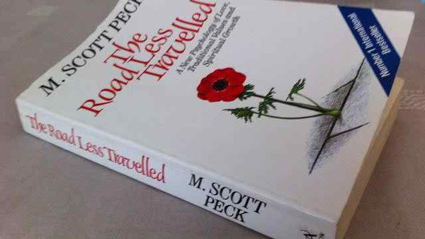 Top 10 Best Nonfiction Books Of All Time-The Road Less Traveled by M. Scott Peck