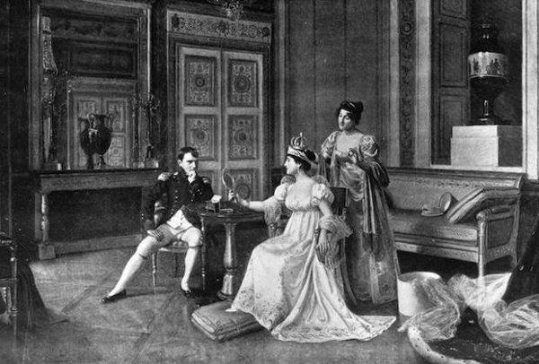 Top 10 Incredible Facts About Napoleon Bonaparte-Napoleon Bonaparte First Wife Escaped Execution