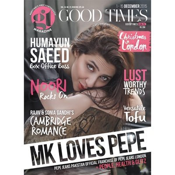 Top 10 Magazines For Men In Pakistan-Good Times
