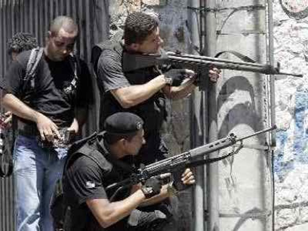 Top 10 Most Dangerous Place In The World-Brazil