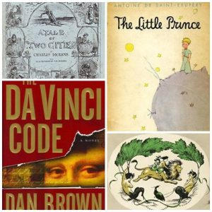 <b>Top 10 Best Selling Books Of All Time</b>