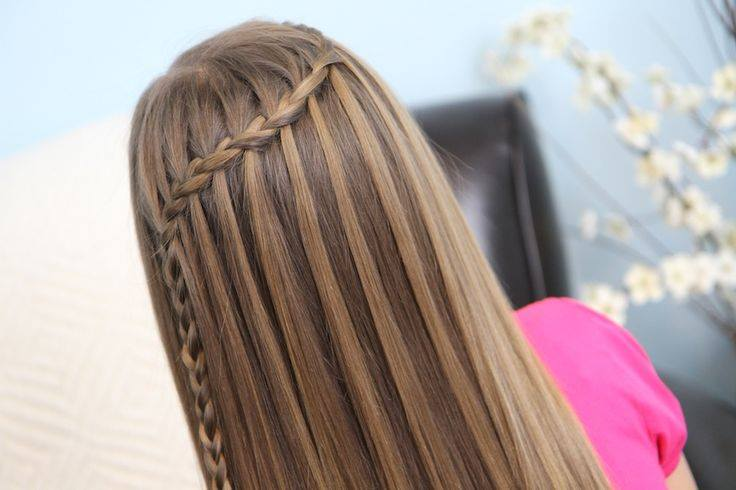 22-perfect-birthday-hairstyles-which-you-can-try-at-home-waterfall-hairstyle-1