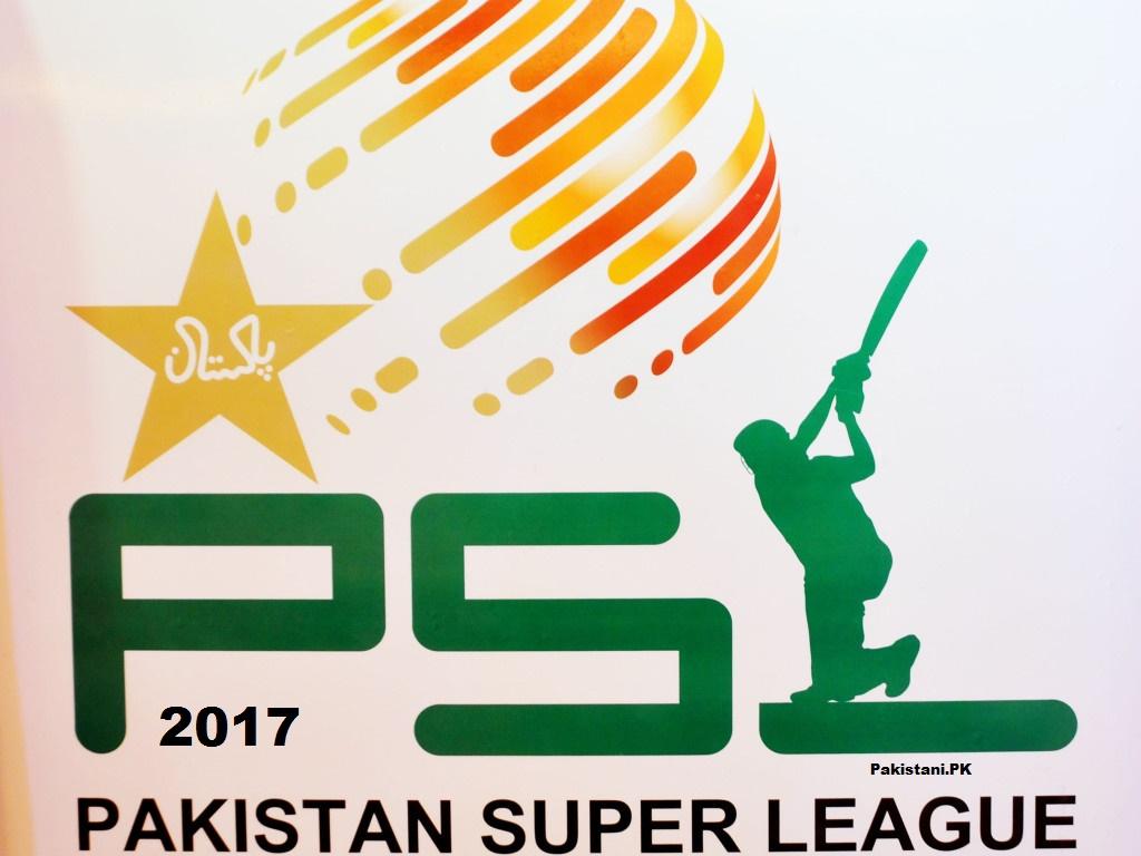 Pakistan Super League 2017 Schedule