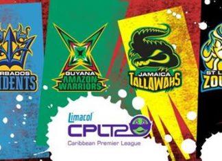 Hero Caribbean Premier League 2017 – Schedule, Venue & Fixtures