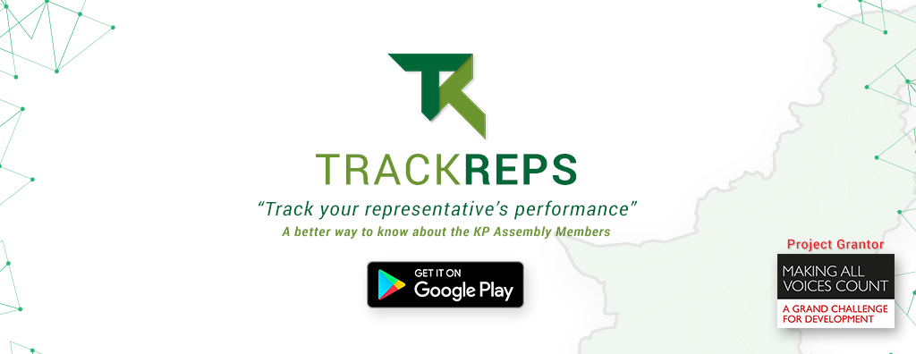 Trackreps - Track Your Representative's Performance in KP