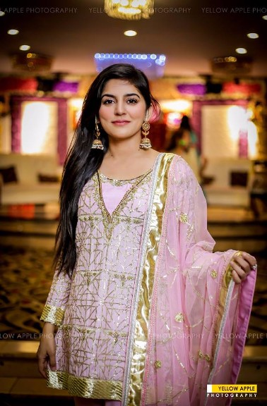 Sanam Baloch Spotted
