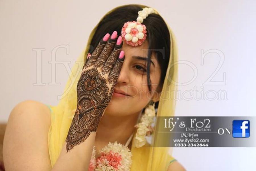 Sanam Baloch Wedding Pictures
