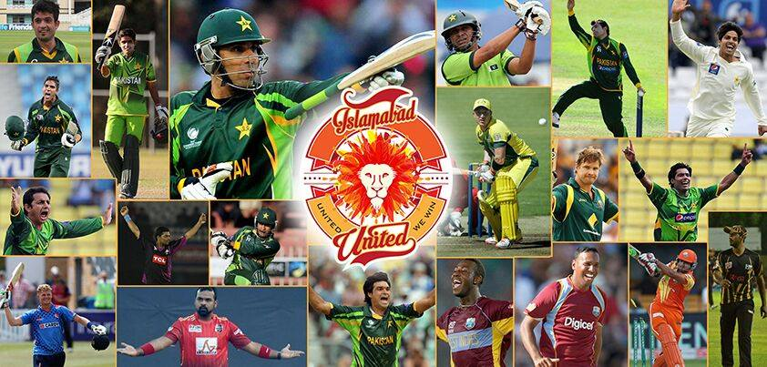 Islamabad United Team and Squads