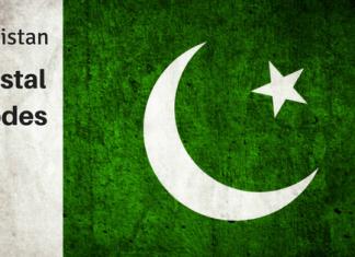 Pakistan Postal Codes