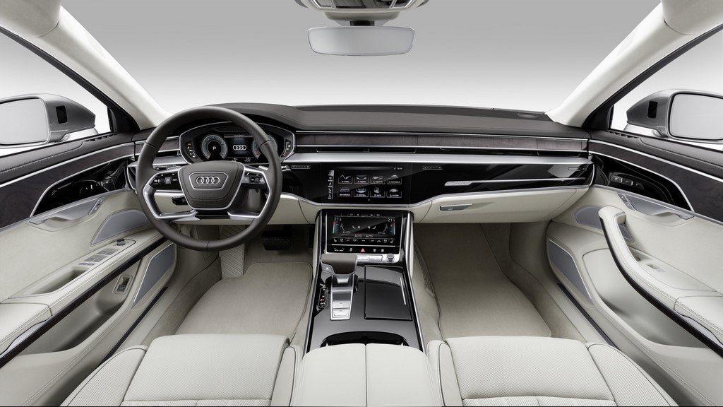 Audi A8 4th Generation