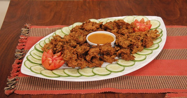 Chewra Pakora Recipe