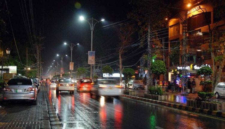 M.M. Alam Road Lahore – Top 10 Food Streets In Pakistan