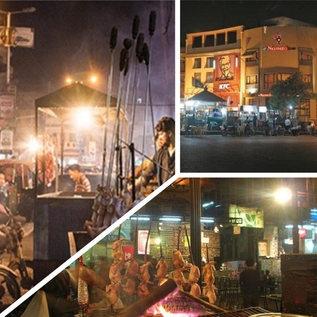 Top 10 Food Streets In Pakistan