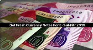 Get Fresh Currency Notes